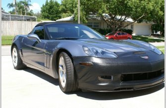 2011 Chevrolet Corvette Grand Sport Convertible for sale 100785061