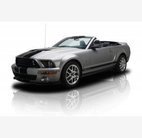 2008 Ford Mustang Shelby GT500 Convertible for sale 100786367