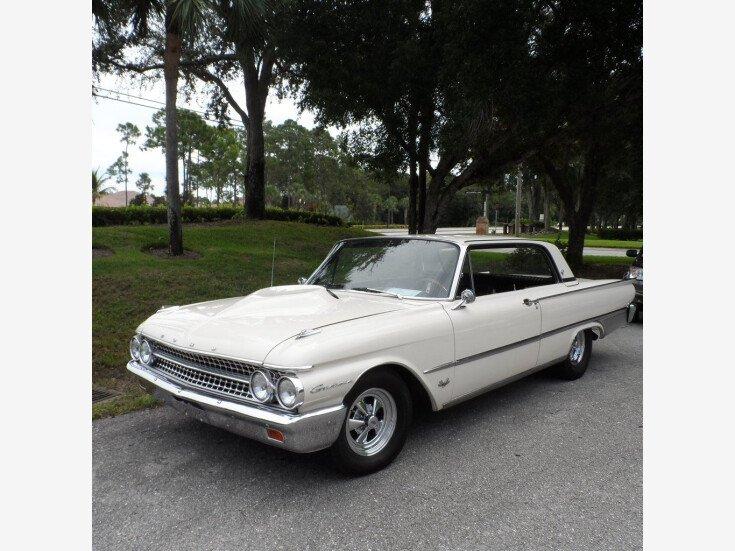1961 Ford Galaxie for sale near Sarasota, Florida 34233 - Classics