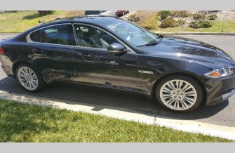 2012 Jaguar XF Portfolio for sale 100786873