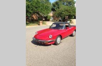 1989 Alfa Romeo Spider Graduate for sale 100787618