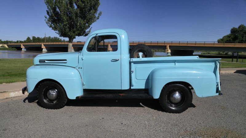50s Ford Truck >> 1950 Ford F1 Classics For Sale Classics On Autotrader