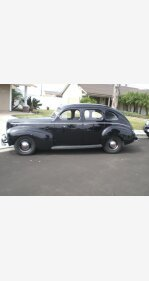 1940 Mercury Other Mercury Models for sale 100795972