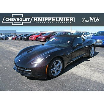 2016 Chevrolet Corvette Convertible for sale 100796275