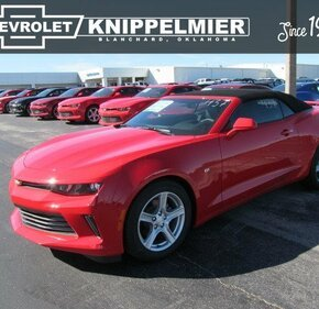 2017 Chevrolet Camaro LT Convertible for sale 100818784