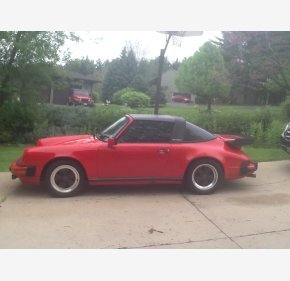 1983 Porsche 911 SC Targa for sale 100819815