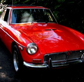 1971 MG MGB for sale 100822025