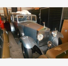 1933 Rolls-Royce 20/25HP for sale 100822637