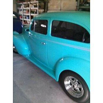 1940 Chevrolet Other Chevrolet Models for sale 100822740