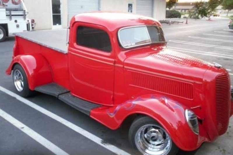 1936 Ford Pickup Classics For Sale Classics On Autotrader