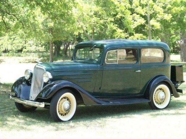 1934 Chevrolet Other Chevrolet Models Classics For Sale Classics