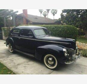 1940 Mercury Other Mercury Models for sale 100822875