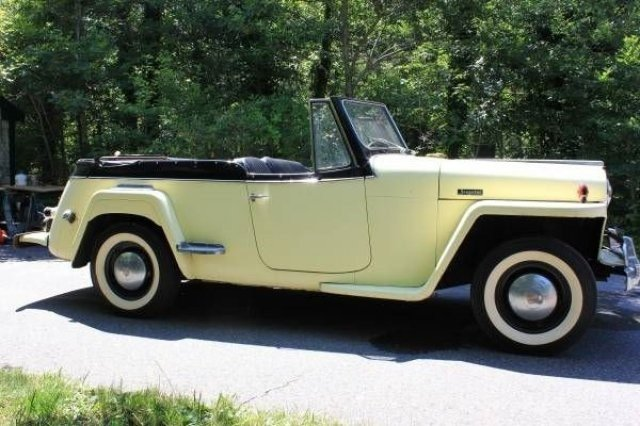 Willys Jeepster Classics For Sale Classics On Autotrader