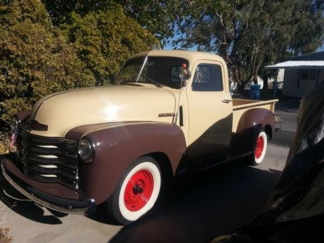 1950 Chevrolet 3100 Classics For Sale Classics On Autotrader