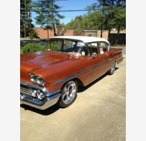 1958 Chevrolet Biscayne for sale 100824365