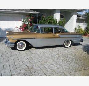 1958 Chevrolet Bel Air for sale 100824442