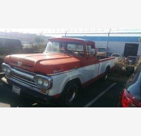 1960 Ford F100 for sale 100824529