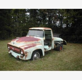 1956 Ford F100 Classics for Sale - Classics on Autotrader
