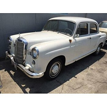 1959 Mercedes-Benz 190 for sale 100824696