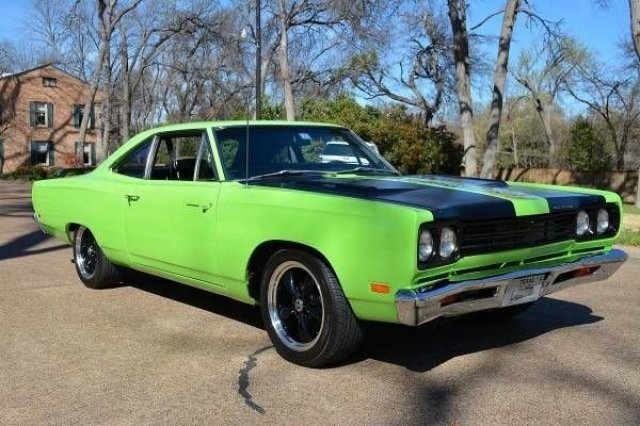 1969 plymouth roadrunner classics for sale classics on autotraderPlymouth I Have A 68 Roadrunner 383 4sp It Has Electronic #6