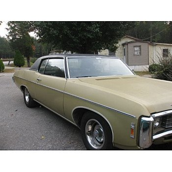 1969 Chevrolet Impala for sale 100824832