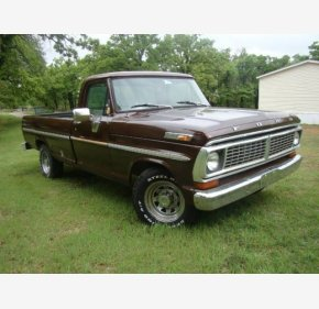 1970 Ford F250 for sale 100824975