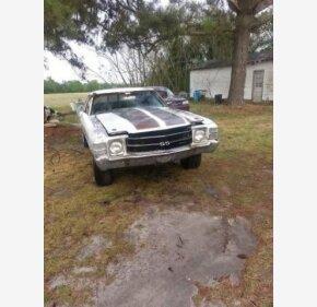 1971 Chevrolet El Camino for sale 100825011