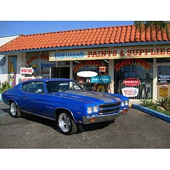 1970 Chevrolet Chevelle Malibu for sale 100825063