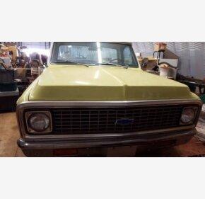 1971 Chevrolet C/K Truck for sale 100825069