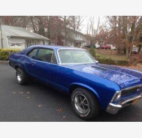 1969 Chevrolet Nova for sale 100825102