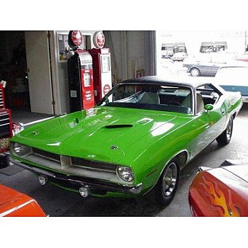 1970 Plymouth Barracuda for sale 100825198