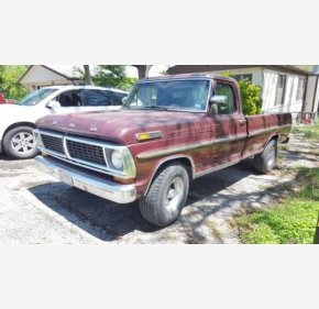 1970 Ford F100 for sale 100825300