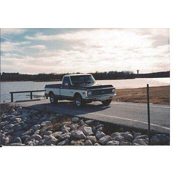 1971 Chevrolet C/K Truck for sale 100825507