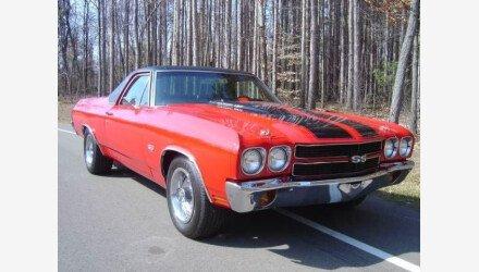 1970 Chevrolet El Camino for sale 100825537