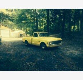 1972 Chevrolet C/K Truck for sale 100826271