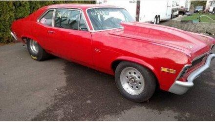 1972 Chevrolet Nova for sale 100826503
