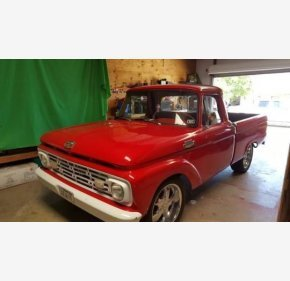 1964 Ford F100 for sale 100826695