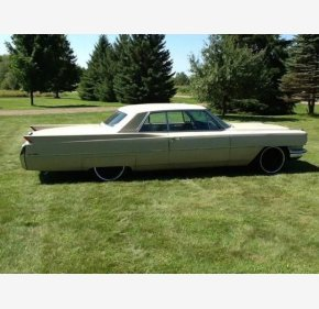 1964 Cadillac De Ville for sale 100827000