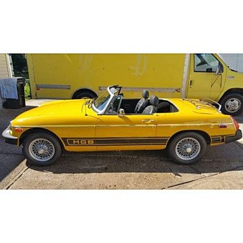 1979 MG MGB for sale 100827131