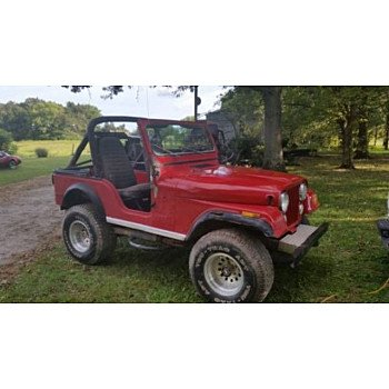 1979 Jeep CJ-5 for sale 100827480
