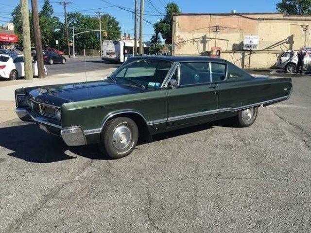 Chrysler newport 1967