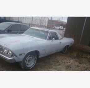 1968 Chevrolet El Camino for sale 100828786