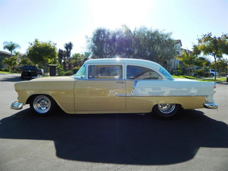 1955 Chevrolet Bel Air Classics for Sale - Classics on