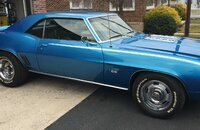 1969 Chevrolet Camaro SS Coupe for sale 100832397