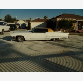 1970 Cadillac De Ville for sale 100832484