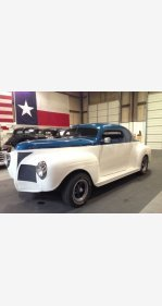 1940 Plymouth Other Plymouth Models for sale 100836316