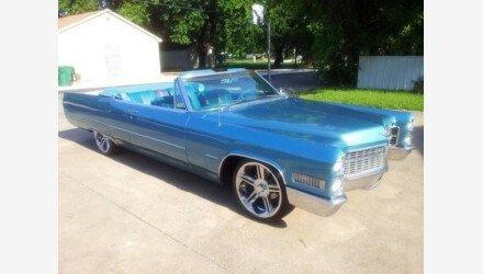 1966 Cadillac De Ville for sale 100836589