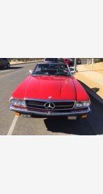 1972 Mercedes-Benz 350SL for sale 100837018