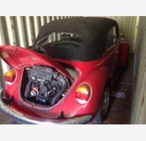 1973 Volkswagen Beetle for sale 100838425