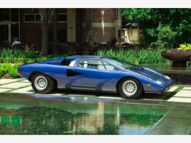1976 Lamborghini Countach For Sale Near Queens New York 11103